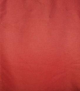 Draperie Patratele Rosu-Caramiziu