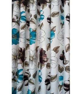 draperie floral 0016